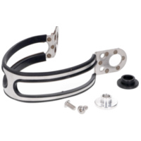 silencer clamp LeoVince for 4T Racing HM-Titan exhaust for 139QMB/QMA 39870