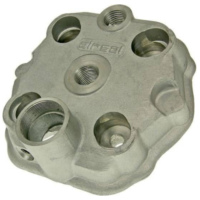 cylinder head Airsal racing 76.6cc 50mm for Piaggio / Derbi engine D50B0 AS-ET16488 für Aprilia SX  50 PVE00 2010, 4,9 PS, 3,6 kw