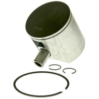 piston kit Airsal Xtrem 88.3cc 50mm, 45mm for Piaggio / Derbi engine D50B0 AS-ET18076 für Aprilia SX  50 PVE00 2010, 4,9 PS, 3,6 kw