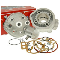 cylinder kit Airsal Tech-Piston 76.6cc 50mm for Minarelli AM AS16055 für Rieju MRT Pro 50  2009-2010, 2,2/6,25 PS, 1,6/4,6 kw