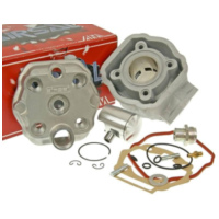 cylinder kit Airsal sport 50cc 39.9mm for Piaggio / Derbi engine D50B0 AS16467 für Aprilia SX  50 PVE00 2010, 4,9 PS, 3,6 kw