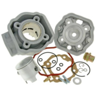 cylinder kit Airsal sport 72.4cc 48mm for Piaggio / Derbi engine D50B0 AS16477 für Aprilia SX  50 PVE00 2010, 4,9 PS, 3,6 kw