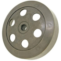 clutch bell 107mm for Piaggio, Peugeot, Kymco, SYM, GY6 BT130021 für Aprilia SR Street 50 TEA00 2007, 3,7 PS, 2,7 kw