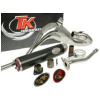 exhaust Turbo Kit Bufanda Carreras 80 for Rieju RR-05, Spike -05 CARR07-01