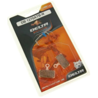 brake pads Delta Braking sintered for Shimano XTR 2011, XT, SLX DBF1270SI