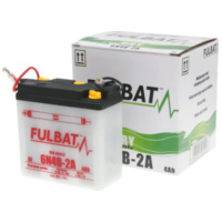 battery Fulbat 6V 6N4B-2A DRY incl. acid pack FB550514