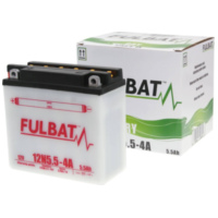 battery Fulbat 12N5.5-4A DRY incl. acid pack FB550530