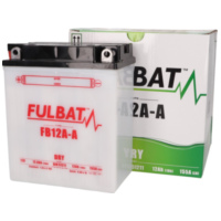 battery Fulbat FB12A-A DRY incl. acid pack FB550561