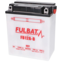battery Fulbat FB12A-B DRY incl. acid pack FB550562
