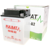 battery Fulbat FB14A-A2 DRY incl. acid pack FB550571