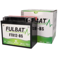 battery Fulbat FYTX12-BS MF maintenance free FB550603