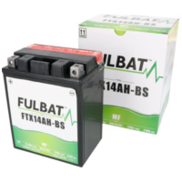 battery Fulbat FTX14AH-BS MF maintenance free FB550606