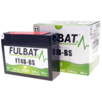 battery Fulbat FT4B-BS MF maintenance free FB550625