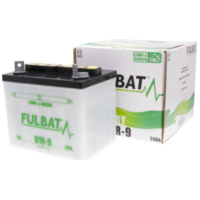 battery Fulbat U1R-9 DRY incl. acid pack FB550810