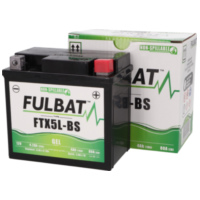 battery Fulbat FTX5L-BS GEL FB550919