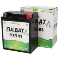 battery Fulbat FTX7L-BS GEL FB550920