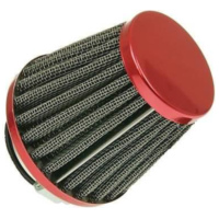 air filter Power 35mm carburetor connection red IP14183 für Benelli 491 Replica 50 ND0200P 2003, 2,7 PS, 2 kw
