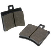 brake pads for Aprilia SR50, Scarabeo, Baotian BT49QT IP34503 für Aprilia SR Street 50 TEA00 2007, 3,7 PS, 2,7 kw