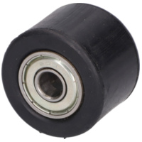 chain roller w/ bearing for Aprilia, Beta, CPI, Derbi, Gilera IP37876 für Rieju MRT Pro 50  2009-2010, 2,2/6,25 PS, 1,6/4,6 kw