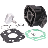 cylinder kit 50cc for Piaggio / Derbi D50B0 IP39241 für Aprilia SX  50 PVE00 2010, 4,9 PS, 3,6 kw