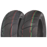 tire set Quick Q007 120/70-12 & 130/70-12 KIT.T.39615 für Benelli 491 Replica 50 ND0200P 2003, 2,7 PS, 2 kw