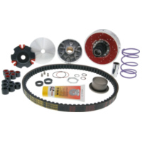 Overrange kit Malossi MHR La Furia Rossa for Piaggio AC, LC long version M.6115781 für Aprilia SR Street 50 TEA00 2007, 3,7 PS, 2,7 kw