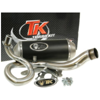 exhaust Turbo Kit GMax 4T for Vespa LX, LXV, S 125, 150 4T AC 09-13 M4T67-N