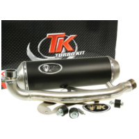 exhaust Turbo Kit GMax 4T for Suzuki Burgman 400i 07-12 M4T74-N