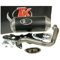 exhaust Turbo Kit GMax 4T for Znen Retro, GY6 125/150cc M4T77-N