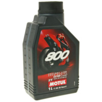 Motul engine oil 2-stroke 800 Road Racing Factory Line 1 liter MOT837211 für Benelli 491 Replica 50 ND0200P 2003, 2,7 PS, 2 kw