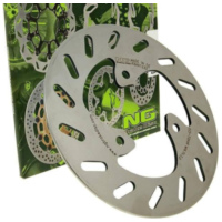 brake disc NG for Aprilia, Fantic, MBK, Yamaha NG023 für Aprilia SR Street 50 TEA00 2007, 3,7 PS, 2,7 kw