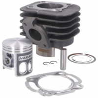 cylinder kit Naraku 70cc for Minarelli horizontal AC NK100.31 für Benelli 491 Replica 50 ND0200P 2003, 2,7 PS, 2 kw