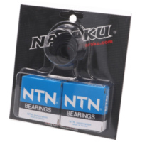crankshaft bearings Naraku heavy duty left and right incl. oil seals for Minarelli CW, MA, MY, CA, CY NK100.37 für Benelli 491 Replica 50 ND0200P 2003, 2,7 PS, 2 kw