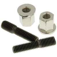 exhaust stud bolt set Naraku incl. nuts - M6 x M7 NK101.92 für Aprilia SR Street 50 TEA00 2007, 3,7 PS, 2,7 kw