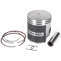 piston set Naraku 70cc for Minarelli AM NK102.69 für Rieju MRT Pro 50  2009-2010, 2,2/6,25 PS, 1,6/4,6 kw