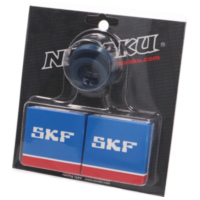 crankshaft bearing set Naraku SKF metal cage for Minarelli CW, MA, MY, CA, CY NK102.93 für Benelli 491 Replica 50 ND0200P 2003, 2,7 PS, 2 kw