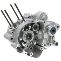 crankcase OEM for Piaggio / Derbi engine D50B0 kick start PI-CM1503065 für Aprilia SX  50 PVE00 2010, 4,9 PS, 3,6 kw