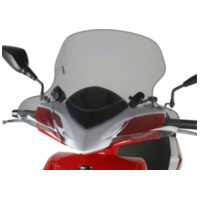 windshield Puig City Touring smoke universal PUI0572H für Benelli 491 Replica 50 ND0200P 2003, 2,7 PS, 2 kw