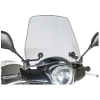 windshield Puig Trafic smoke universal PUI4873H für Benelli 491 Replica 50 ND0200P 2003, 2,7 PS, 2 kw