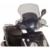 windshield Puig City Touring smoke for Kymco Agility City, RS, DJ S 50, 125 (11-14) PUI6027H