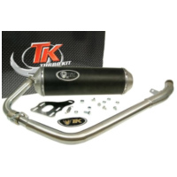 exhaust Turbo Kit X-Road for Kymco Quannon 125 V4T35-N