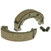 brake shoe set 120x25mm for drum brake for Aprilia Habana, Mojito, SR 50 Di-Tech VC19089 für Aprilia SR Street 50 TEA00 2007, 3,7 PS, 2,7 kw