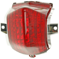 tail light assy for Aprilia SR50R, Factory (04-) VC20197 für Aprilia SR Street 50 TEA00 2007, 3,7 PS, 2,7 kw