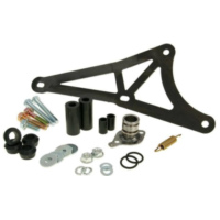exhaust Yasuni R mounting kit complete for Piaggio YAZ-BSP420R