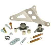 exhaust Yasuni Carrera 21 mounting kit complete for Piaggio YAZ-BSP429R