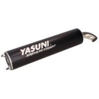 silencer Yasuni Scooter black YAZ-SIL034ZSRD