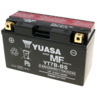 battery Yuasa YT7B-BS DRY MF maintenance free YS18963