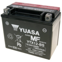 battery Yuasa YTX12-BS DRY MF maintenance free YS18965
