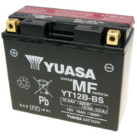 battery Yuasa YT12B-BS DRY MF maintenance free YS18967