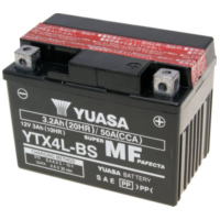 battery Yuasa YTX4L-BS DRY MF maintenance free YS36176